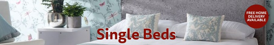 Single Beds - Free Delivery Available
