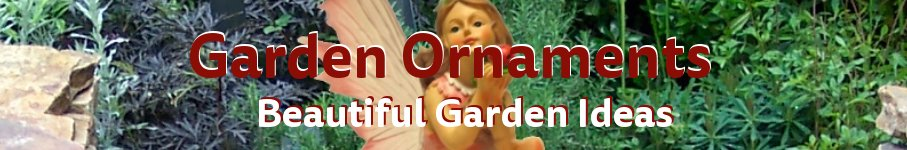 garden ornaments beautiful garden ideas