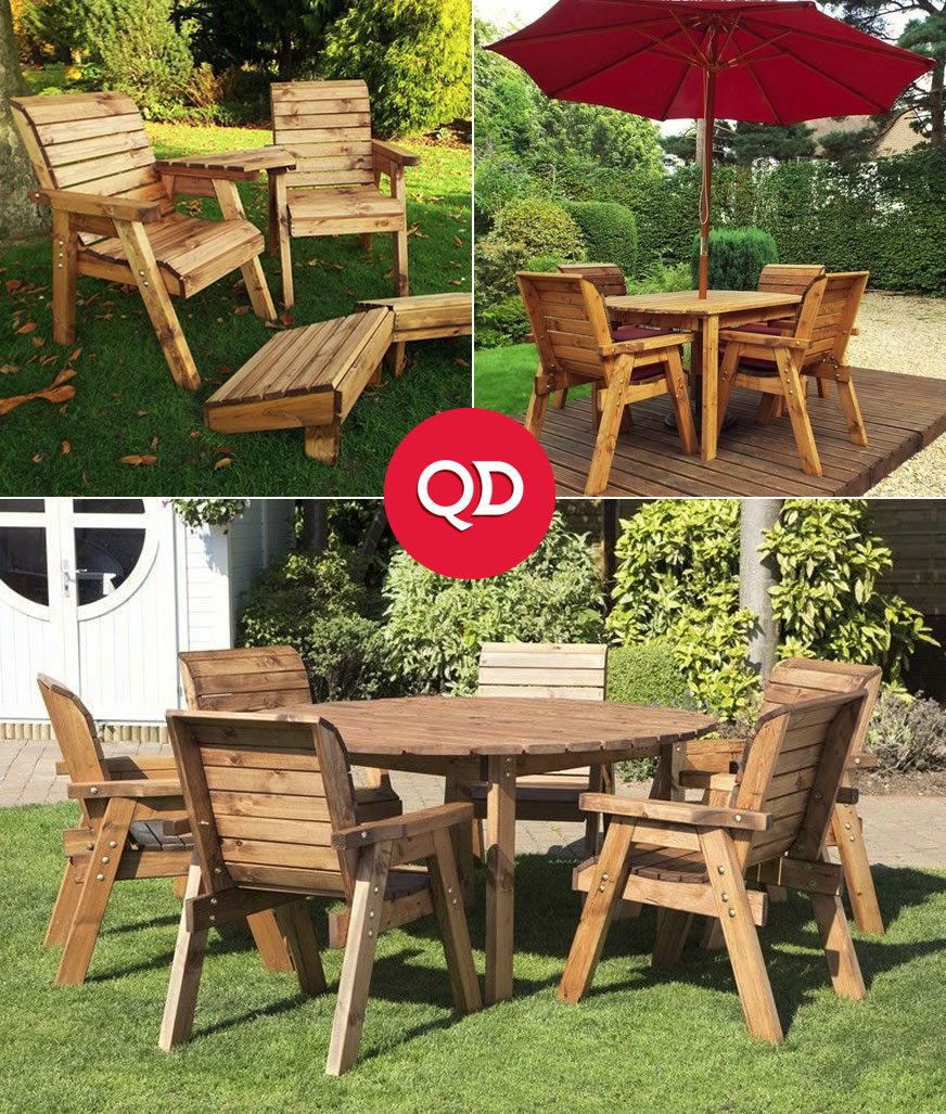 Cheap Garden Furniture Sets - Buy Online at QD Stores
