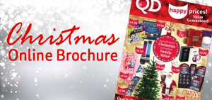 View the QD Christmas 2017 Online Brochure