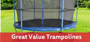Trampolines at Happy Prices