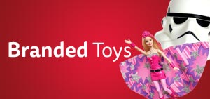 Branded Toy Deals - Hurry Whilst Stocks Last