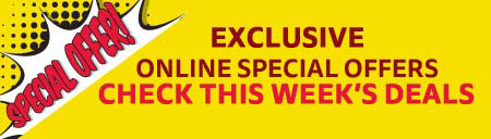 Save Up To 20% On Disposable Kitchenware - Exclusive Online Special Offer - New Offers Each Week