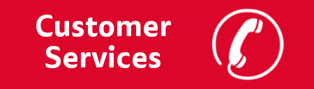 Our Friendly Customer Services Team Are Here To Help