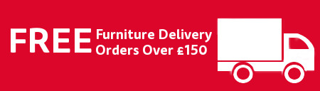 Free mainland UK delivery on Oak Furniture over £150