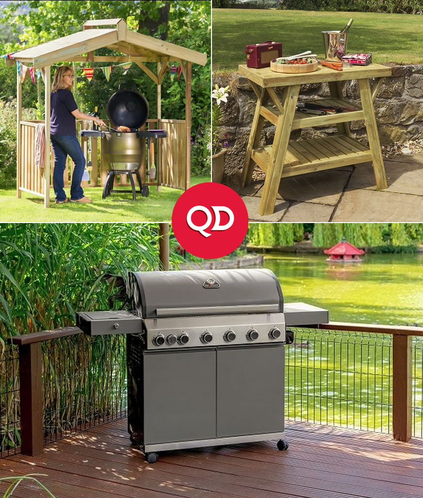 Outdoor Dining & Cooking