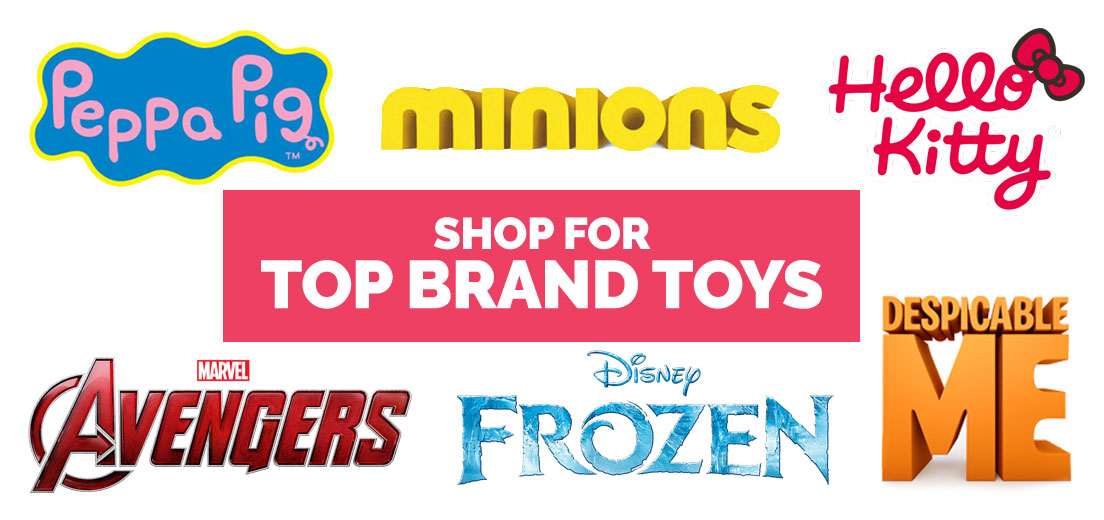 Top Brand Toys