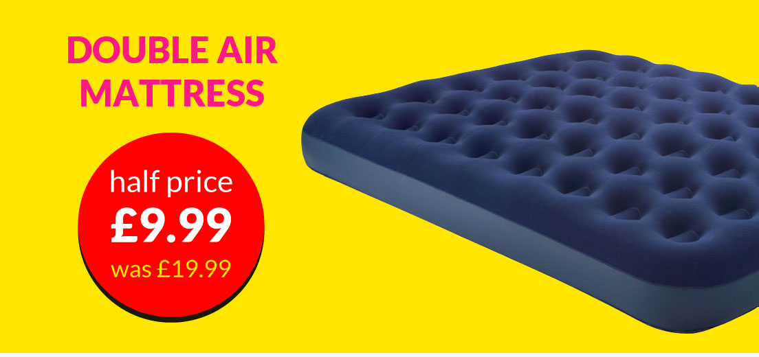 Dbl Air Bed
