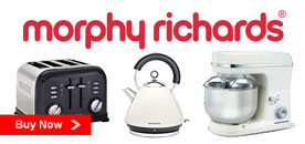 Morphy Richards Range