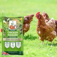 See more information about the Vitax 6x Pelleted Poultry Manure