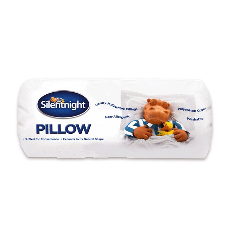 Silent Night Roll Pack Pillow