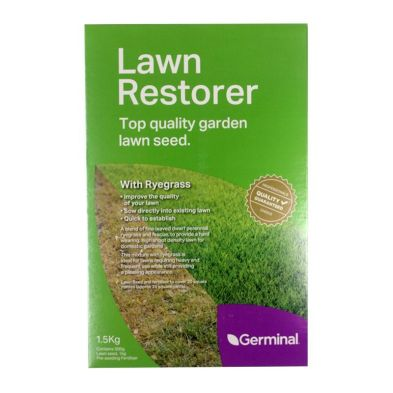 1.5kg Lawn Restorer 20 Square Metres Coverage