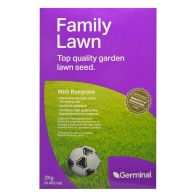 See more information about the Family Lawn Seed With Ryegrass 2 Kg