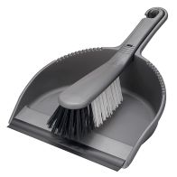 See more information about the Dustpan & Brush Stiff Metallic