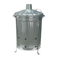See more information about the Large Galvanised Incinerator