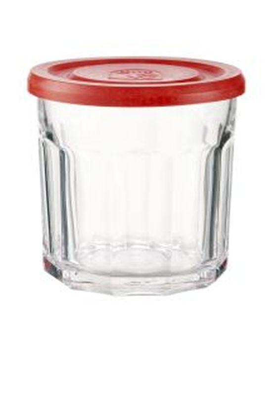 Red Top Jam Jar 0.5L