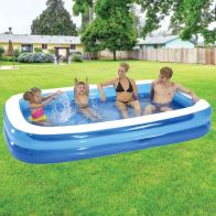 "See more information about the EA Family Rectangular Pool (103"" x 69"")"