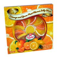 See more information about the Rose Orange & Lemon Jelly Slices 120g