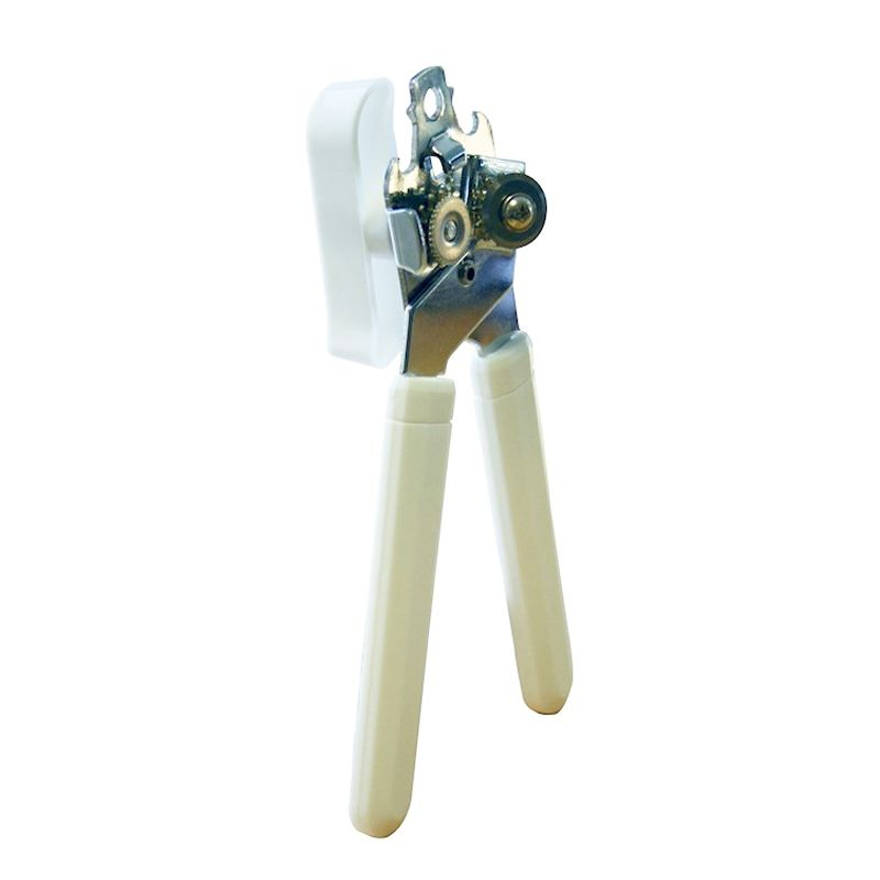 Apollo Can Opener White