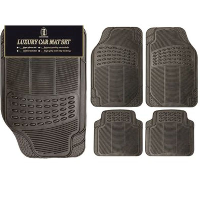 Rubber Car Mat 4 piece