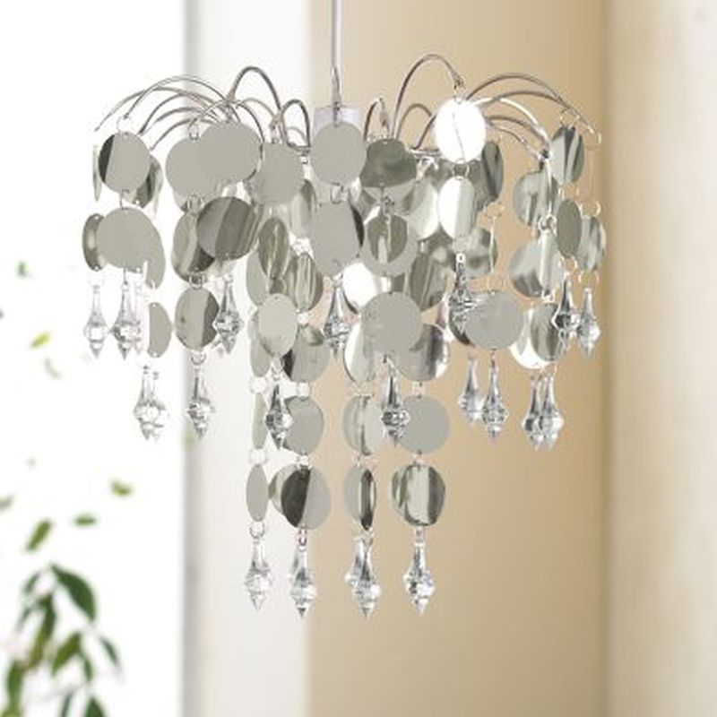 Chandelier Chic-Silver