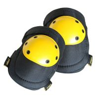 See more information about the Rolson Hard Cap Knee Pads - Yellow Caps