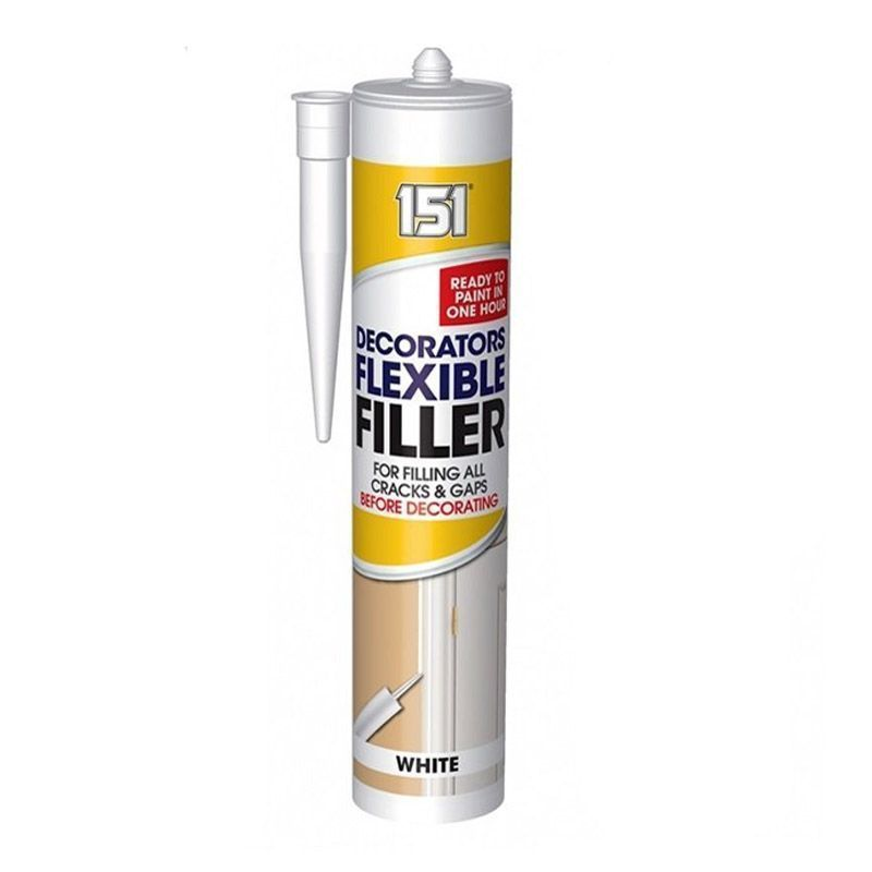 151 Decorators Flexible Filler 310ml