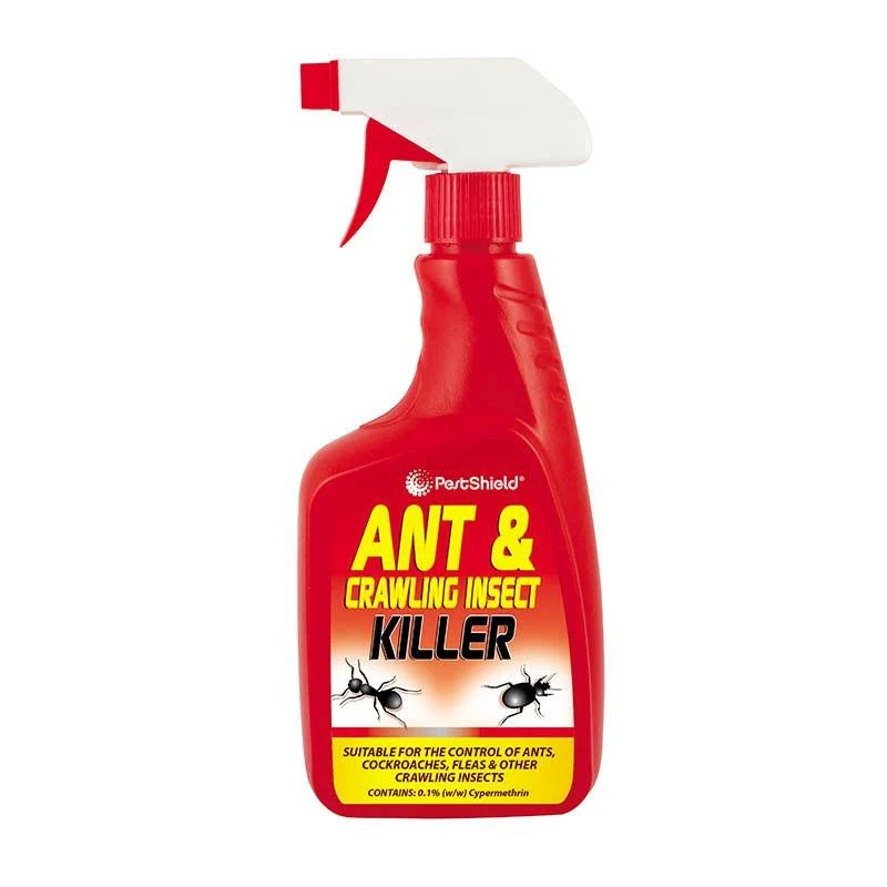 Pestshield Ant Crawling Insect Killer Trigger Spray 500ml Buy Online At Qd Stores