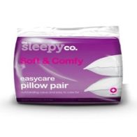 See more information about the Soft and Comfy Bed Pillow Pair