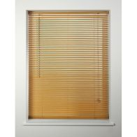 See more information about the 90cm Wood Effect  PVC Venetian Blind
