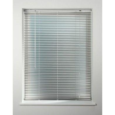 120cm Silver Aluminium Venetian Blind