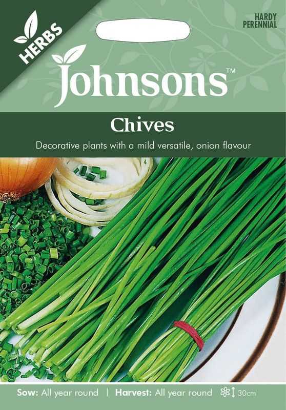 Johnsons Chives Seeds