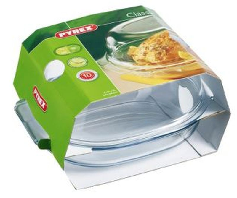 Pyrex Chicken Roaster