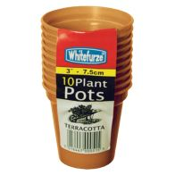 See more information about the Pack 10 7.5cm (3inch) Grow T Plant Pots