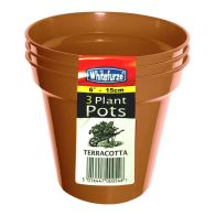 See more information about the Pack 3 15cm (6inch) T Grow Plant Pots