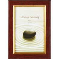 See more information about the Unique Framing Mahogany Photograph Frame 6 x 4