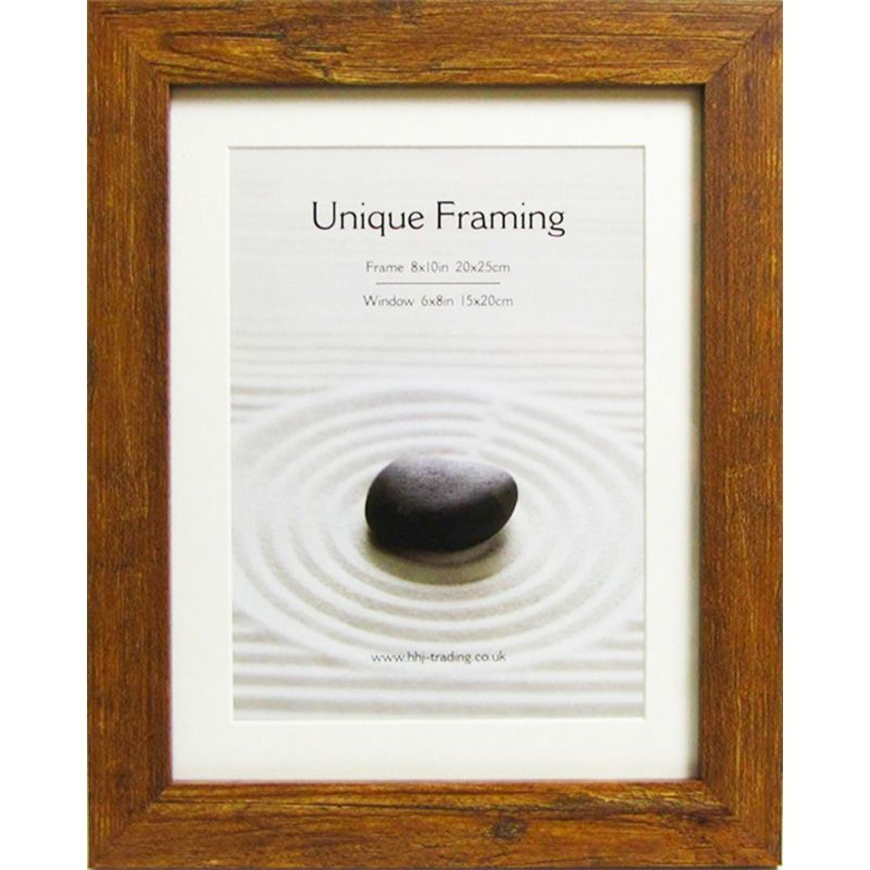 Rustic Photograph Frame 10 x 8 Inch
