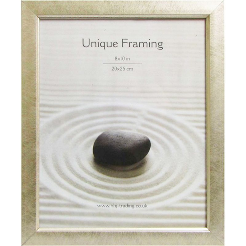 Classic Silver Photograph Frame 10 x 8