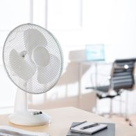 See more information about the 12 Inch Desk Fan