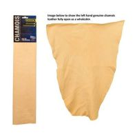 See more information about the Pro Med Chamois Leather