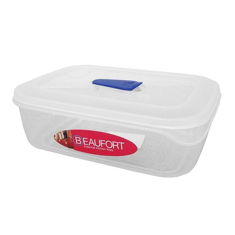 Beaufort 3Lt Rectangular Food Container