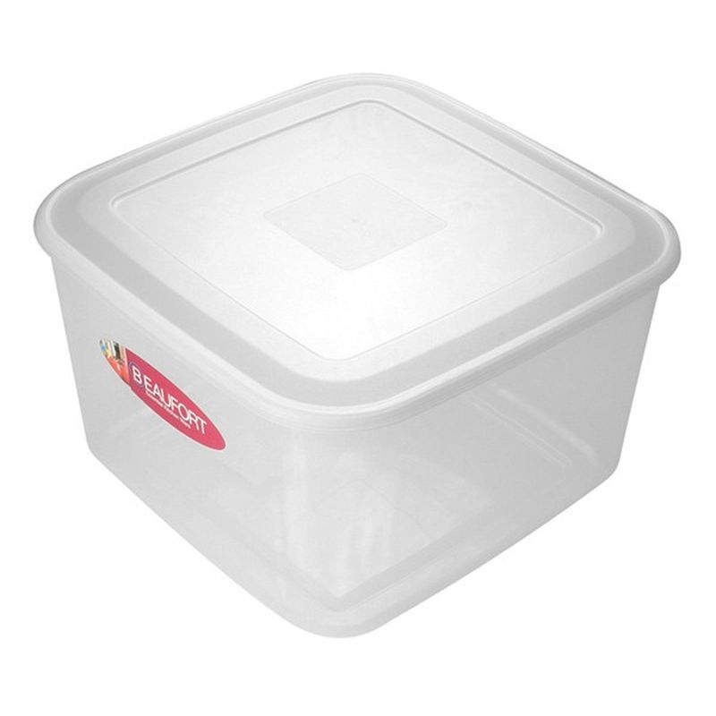 Beaufort 13Lt Square Food Container
