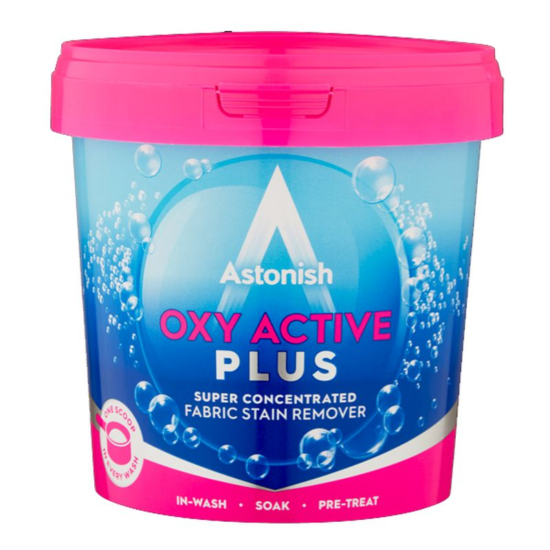 Astonish Laundry Oxy Plus Stain Remover (1kg)