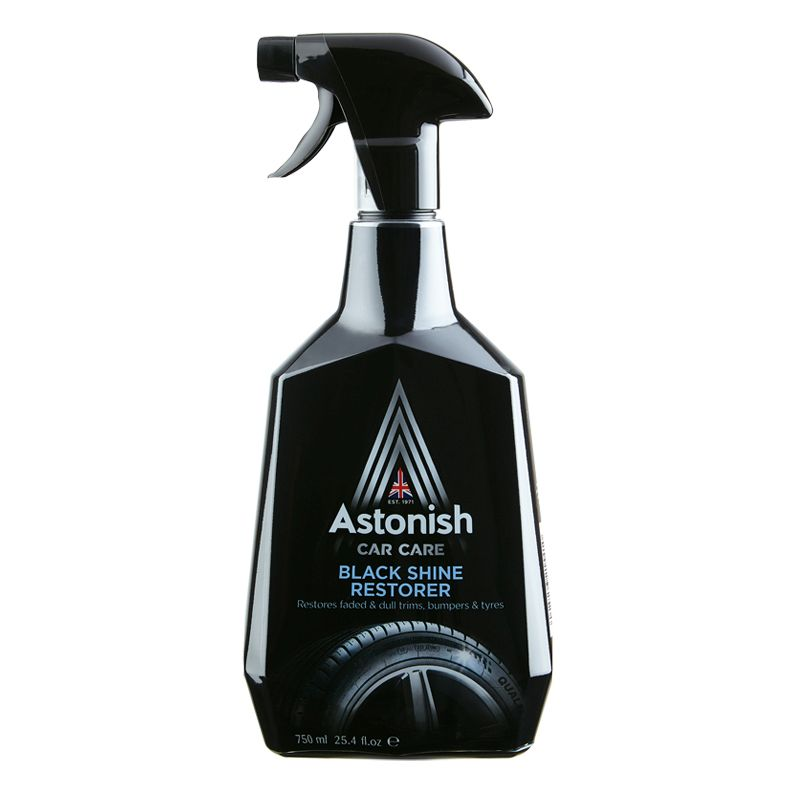 Astonish Car Care Black Shine Restorer (750ml)