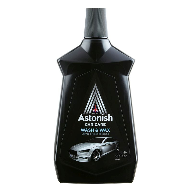 Astonish Car Care Wash & Wax (750ml)