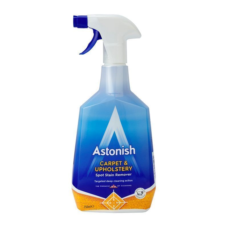Astonish Carpet & Upholstery Spray (750ml)