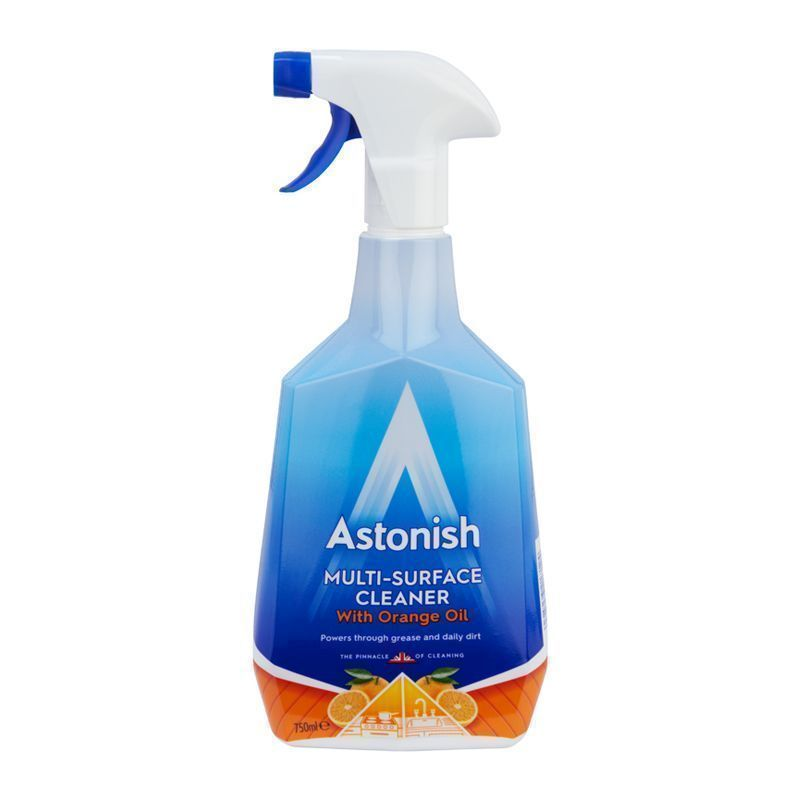 Astonish Multi-surface Cleaner with Orange Oil (750ml)