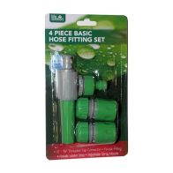 See more information about the 4 Piece Basic Hose Fittings Set
