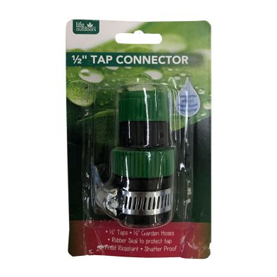 1/2 Inch Tap Connector
