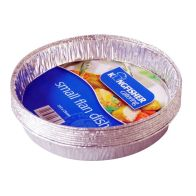 See more information about the Kingfisher Small Foil Flan Dishes (Pack 8)
